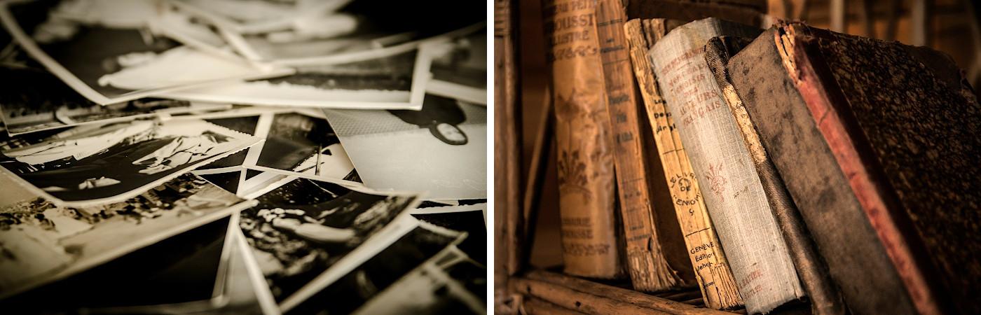 Scannen von Fotos und Dokumenten