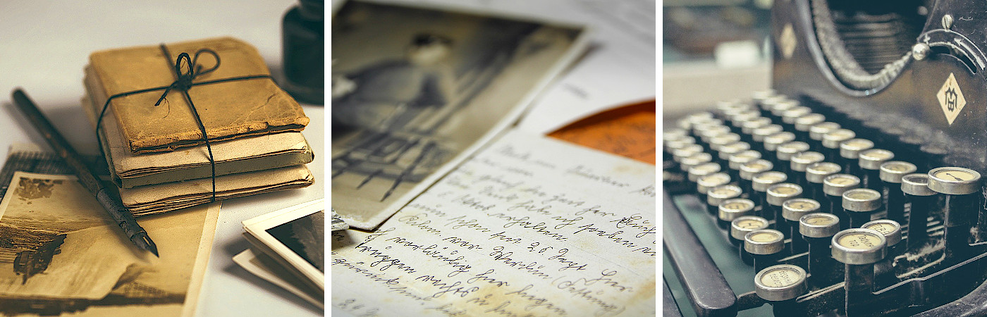 Schreibservice - Korrespondenz